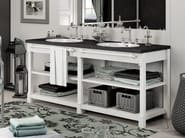 Double vanity unit ENGLISH MOOD | Vanity unit - Minacciolo