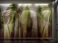 Washable vinyl wallpaper EQUATORIAL JUNGLE - GLAMORA