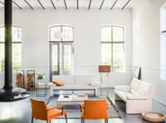 Beech sofa with headrest ESPALDA | Sofa - Jori