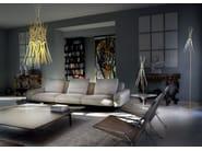 Lampada da tavolo a LED in vetro ESSENCE LT - Vetreria Vistosi