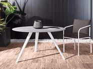 Outdoor table EVANS OUTDOOR - Minotti