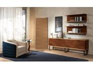 Contemporary style horizontal wooden wall cabinet Elemento sospeso Desyo - Carpanelli Contemporary