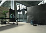 Porcelain stoneware wall/floor tiles with concrete effect FACTORY - Cooperativa Ceramica d'Imola S.c.