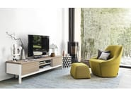 TV cabinet with drawers FACTORY | TV cabinet - Calligaris