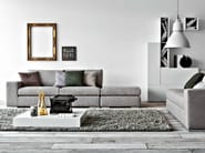 Sectional fabric sofa FAMILY | Sectional sofa - PIANCA