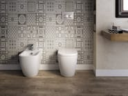 Ceramic bidet FASTER | Bidet - Hidra Ceramica