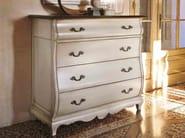 Solid wood dresser FENICE | Lacquered dresser - Arvestyle