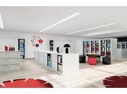 Metal filing cabinet FILING CABINETS | Metal filing cabinet - Dieffebi