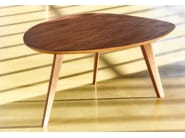 Custom wooden coffee table FINN | Coffee table - sixay furniture