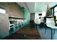Halogen aluminium Floor Light FLEX F.1024 - Francesconi & C.
