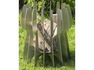 Stainless steel fire baskets FLINT - INOX - JOKJOR