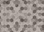 Geometric floor textile FLO-19 - MOMENTI di Bagnai Matteo