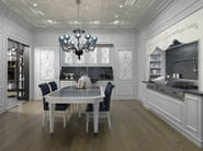 Custom fitted kitchen FLORAL | Fitted kitchen - L'Ottocento