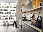Fitted kitchen FOODSHELF - Scavolini
