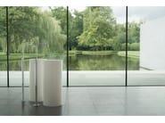 Floor standing chromed brass washbasin mixer FS2 | Floor standing washbasin mixer - VOLA