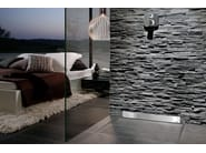 Shower channel FUNDO RIOLITO DISCRETO - Wedi Italia