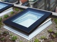 PVC roof window TYPE F - FAKRO