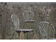 Polypropylene chair Flint 535-B - Metalmobil