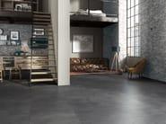 Indoor/outdoor porcelain stoneware wall/floor tiles with concrete effect GALAXY - Ceramica Rondine
