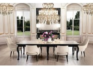 Rectangular wooden dining table GALEAZZO | Table - Formitalia Group
