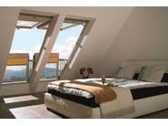 Balcony window GALERIA - FAKRO