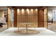 Tavolo da salotto in legno GALILEO | Tavolo - Carpanelli Contemporary
