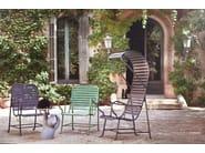 Garden bench with armrests GARDENIAS | Garden bench - BD Barcelona Design