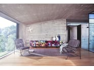Fabric small sofa GARDENIAS INDOOR   Small sofa - BD Barcelona Design