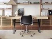 Polypropylene task chair with 5-Spoke base GAS | Polypropylene task chair - STUA