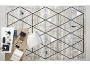 Rectangular rug with geometric shapes GAVA - Calligaris