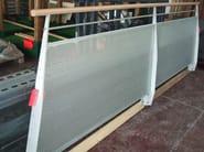Aluminium balustrade GENOVA - ALUSCALAE