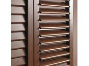 Sliding shutter GIADA - Cos.Met. F.lli Rubolino