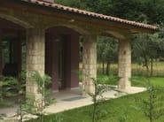 Natural stone finish GIALLA | Natural stone wall tiles - B&B