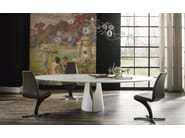 Round dining table GIANO - Cattelan Italia