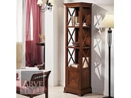 Solid wood display cabinet GIUDITTA - Arvestyle