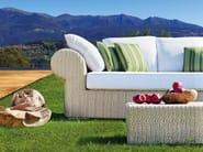 2 seater garden sofa GIUNONE | Sofa - Atmosphera
