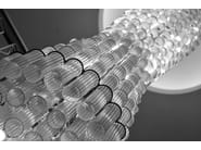 Glass pendant lamp GLASS WATERFALL | Pendant lamp - IDL EXPORT