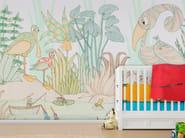 Kids wallpaper GLI UCCELLI - Wallpepper