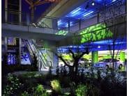 Centre commercial Thiais Village - (c) Renaud Araud - Réalisation Groupe6 Architectes