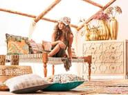 Fabric day bed GOBI DESERT - KARE-DESIGN