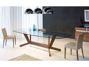 Crystal table GOBLIN - Cattelan Italia