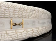 Round mattress with removable cover GOLD LINE - Formitalia Group