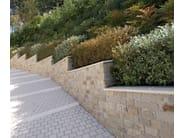Natural stone wall tiles GOLDEN COAST - B&B