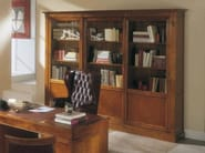 Solid wood office shelving GONZAGA | Office shelving - Arvestyle