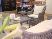 2 seater garden sofa GRACE | 2 seater sofa - 7OCEANS DESIGNS