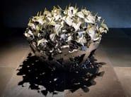 Terracotta vase GRAIL - Domani