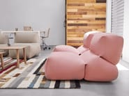 Upholstered armchair GRAPY - GAN By Gandia Blasco