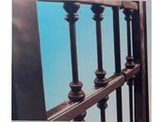 Stainless steel security bar GRATA - Sap Sistemi