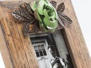 MDF frame GREEN FLOWER 10 x 15 - KARE-DESIGN