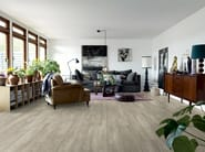 Vinyl flooring with wood effect GREY CHALET PINE - Pergo